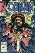 Conan the Barbarian Vol 1 152