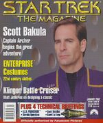 Star Trek The Magazine volume 2 issue 9 cover