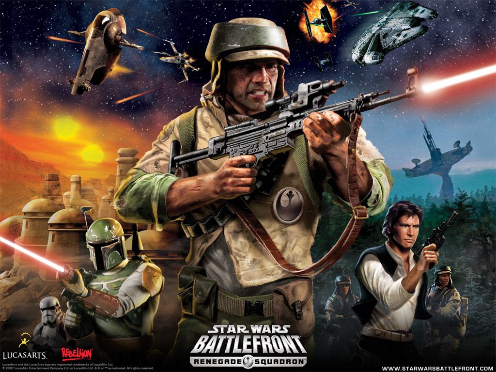 Star Wars: Battlefront Series - Star Wars Battlefront