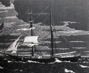Mary Celeste engraving