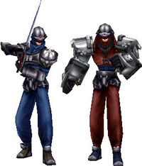 G-Soldier FFVIII