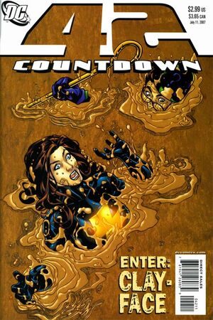 Cover for Countdown #42