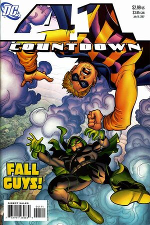 Cover for Countdown #41