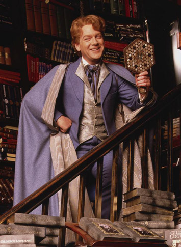 Image result for gilderoy lockhart harry potter