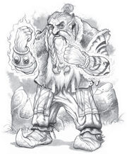 Unknowen Dwarf