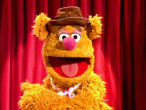 Fozzie-bear