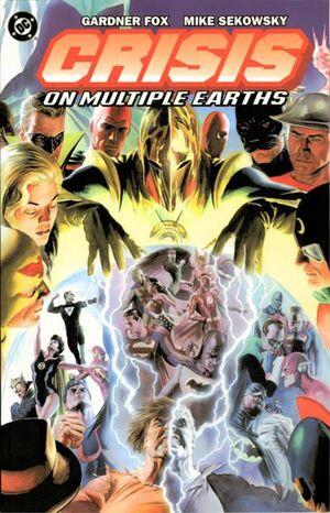 Crisis on Multiple Earths, Volume 1.jpg