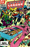 Justice League of America 220