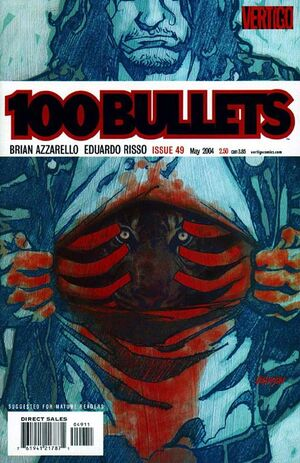 Cover for 100 Bullets #49