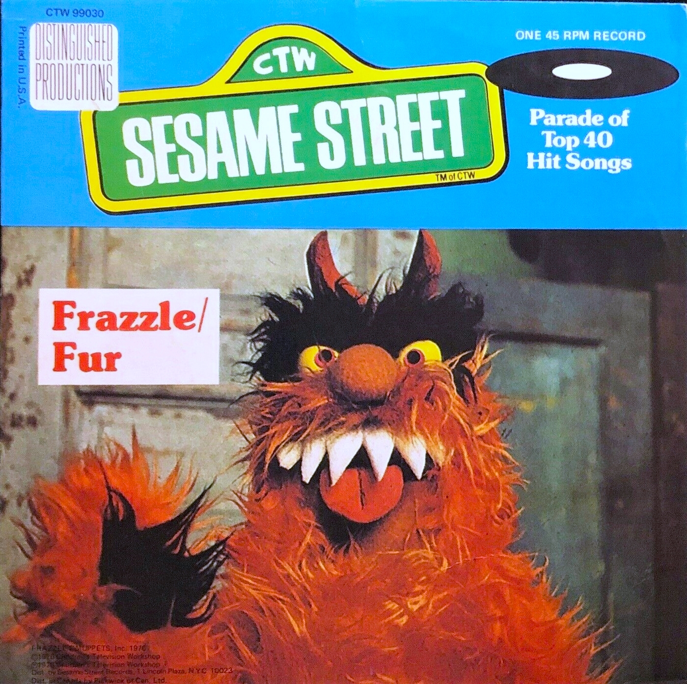 FrazzleFurSingle