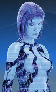 Cortana Halo 3