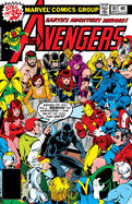 Avengers Vol 1 181