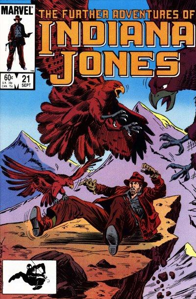 Indiana Jones(Indijana Džons) Stripovi BeyondTheLuciferChamber