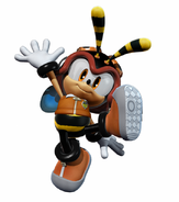 Charmy Bee Shadow