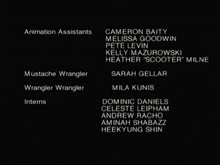 Special Credits