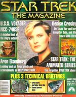 Star Trek The Magazine volume 1 issue 16 cover