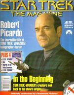 Star Trek The Magazine volume 2 issue 3 cover 1
