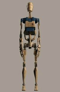 B1 Pilot Battle Droid