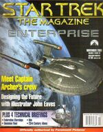 Star Trek The Magazine volume 2 issue 7 cover