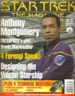 Star Trek The Magazine volume 3 issue 3 cover