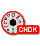 CHDKLOGO DIAL