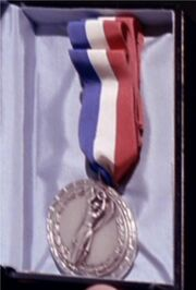 Kirks medal of honor 2267