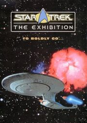Star Trek - The Exhibition promo