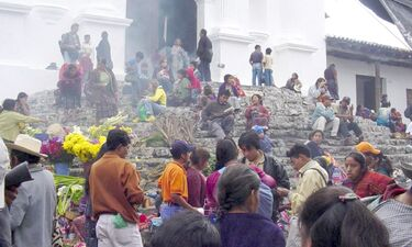 Market-Chichicastenango