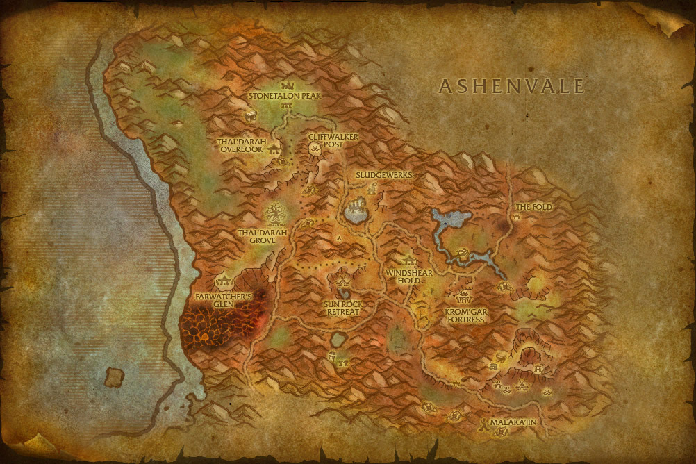 heroes of from azeroth dungeon , gives a h  World+of+warcraft+map+eastern+kingdoms Interesting maps api to , highlands, revealing Worldofwarcraft, wow,
