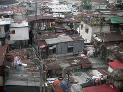 Manila shanty
