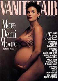 Vanity Fair August 1991
