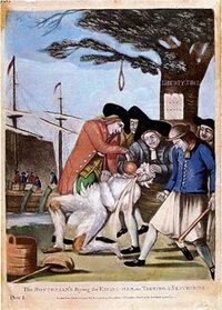 1774 lynching