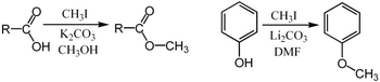 Iodomethane rxn1