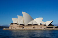 Sydney Opera House Sails