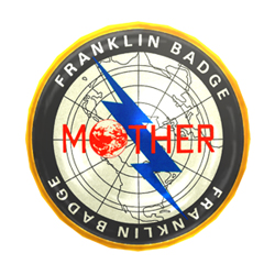 Franklin Badge1