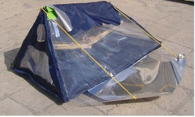Solar Tent
