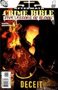 Crime Bible - Five Lessons of Blood 01