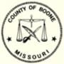 Boone County, Missouri seal