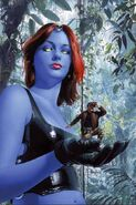 Mystique Vol 1 17 Textless
