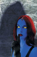 Mystique Vol 1 20 Textless