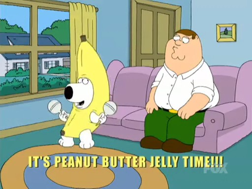 Peanut time