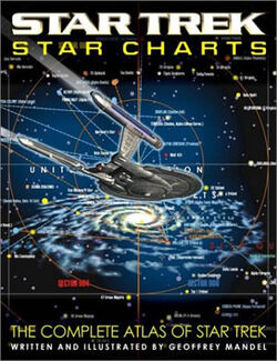 Star Trek Star Charts cover