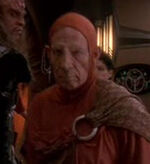 Bajoran monk Way of the Warrior