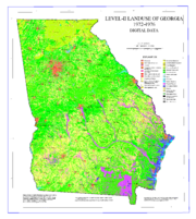 Georgia Landuse Map
