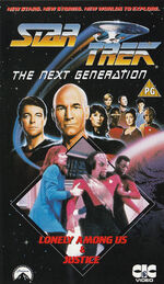 TNG Volume 4 UK VHS cover