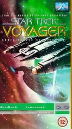 VOY 2.9 UK VHS cover