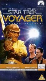 VOY 3.3 UK VHS cover