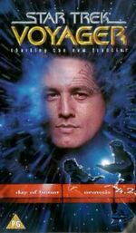VOY 4.2 UK VHS cover
