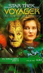 VOY 4.10 UK VHS cover