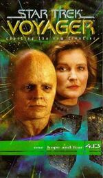 VOY 4.13 UK VHS cover